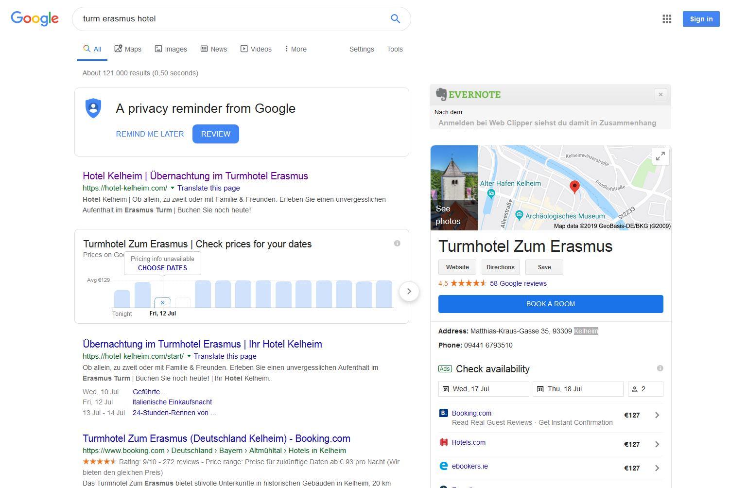 Google_home_Erasmus_hotel