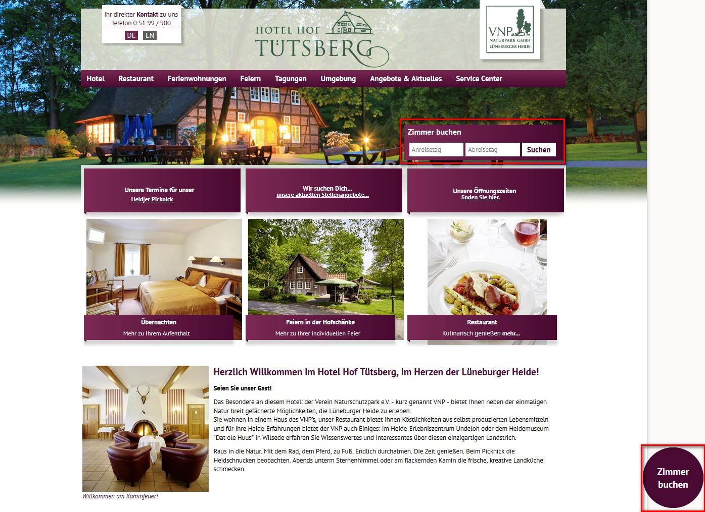 home_Hotel Hof Tütsberg_cultbooking