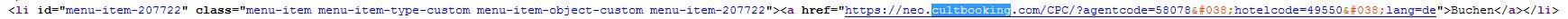 menu_cultbooking_url_developers