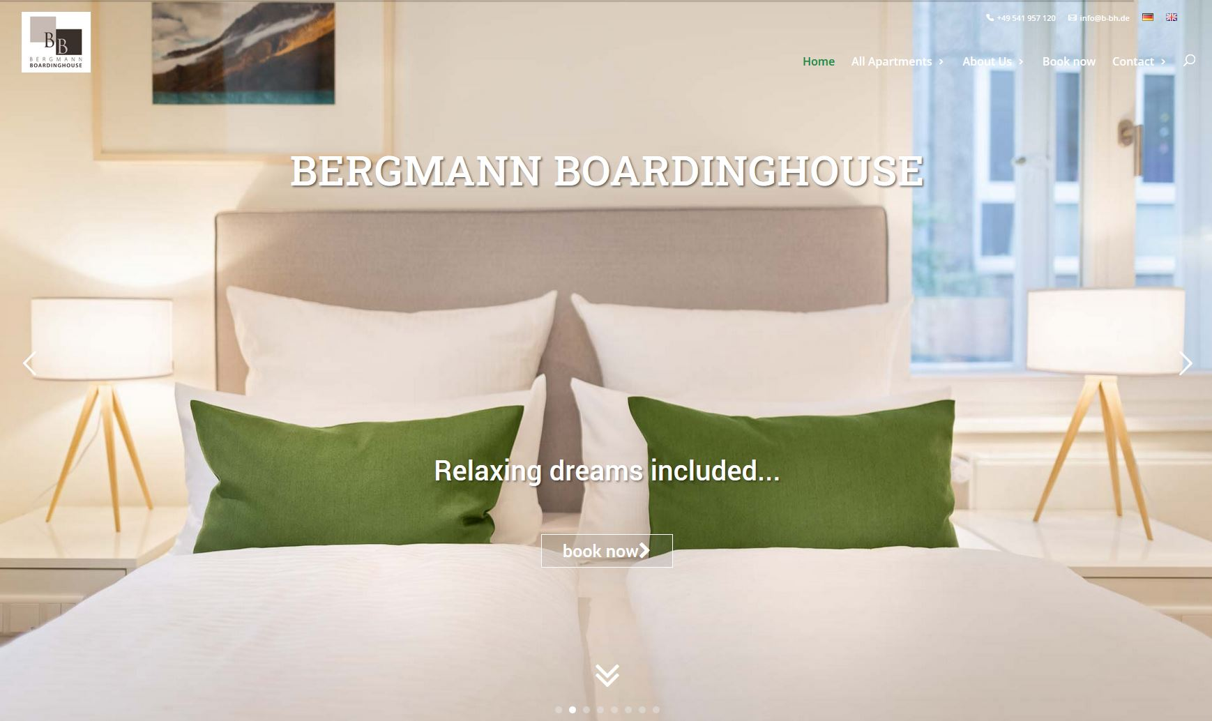 Bergmann Boarding house - cultbooking - book now