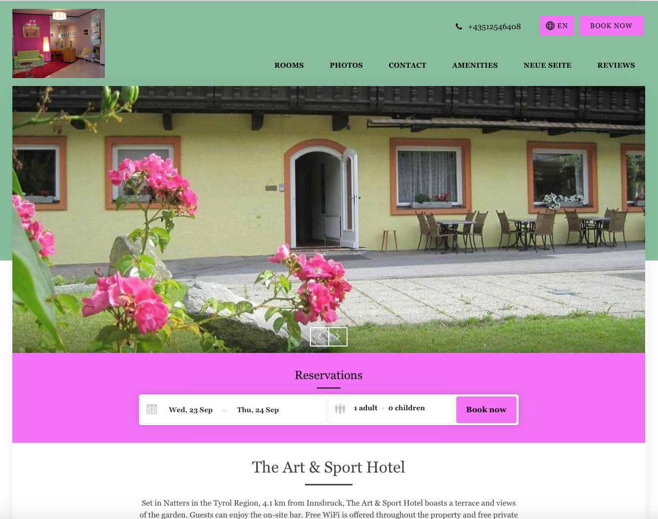 booking expert - booking suite