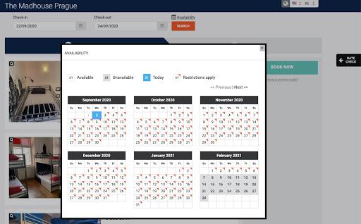 cloudbeds-calendar - intelligent